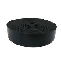Commercial Rubber Strip 3mm depth - 50mm Wide x 10mtr Long