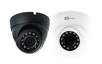 IC Realtime 4MP IP H.265E 2.8mm Fixed 30m IR Dome Camera (White or Black)