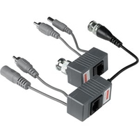 Video Balun - RJ45 w/ audio/power