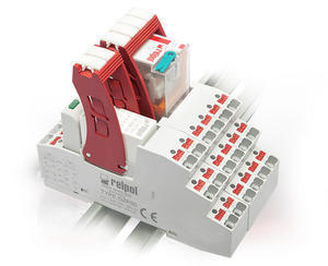 Relpol Relays New push-in technology sockets GZP80 and GZP4