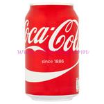 330 Coca Cola Can x24 (REG)