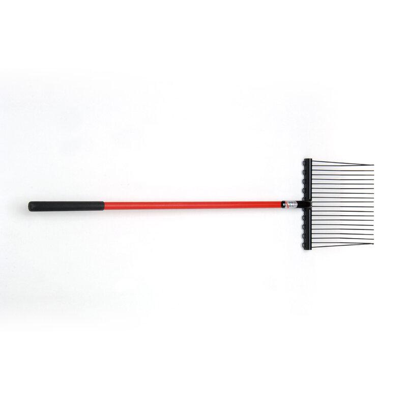 FynaLite Shavings Fork Wooden Handle
