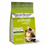 Arden Grange Kitten – grain free – with fresh chicken & potato