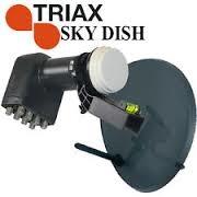Triax Zone 2 SKY Dish w/Octo
