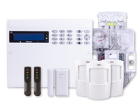 Texecom 64 Zone Self Contained Wireless Kit with Sounder