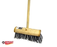 YARD BRUSH HEAVY DUTY COMPLETE