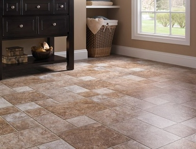 How to Maintain and Polish a Linoleum Floor?