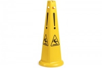 CONICAL SAFETY SIGN 93CM