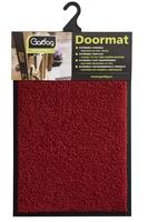 Gardag Invitation Doormat Red 40cm x 60cm