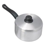 Aluminium Saucepan & Lid 16cm (6'')