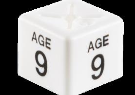 Kidswear Size Cubes