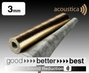 ACOUSTICA BEST U/LAY 10.96m2 GOLD