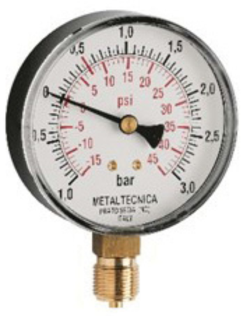 Slurry Tank Pressure Clock   ABY2130-60