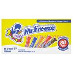 Mr Freeze STD Size  90ml x80