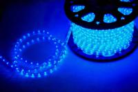 BLUE ROPE LIGHT