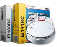 EI141 Mains Smoke Alarm Easi Fit ION