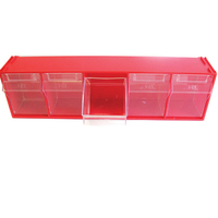 Display Drawers 5 Bin