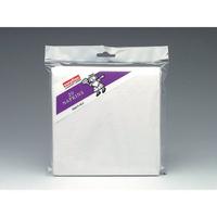 Caroline 2 Ply Paper Napkin Plain 20pk White