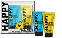 Mr Men Mr Happy Toiletries Duo Set