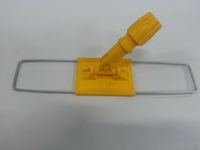 DUST MOP HOLDER 40cm YELLOW