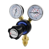 Oxygen Regulator 1stage 2gauge