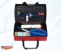 professional window cleaning set