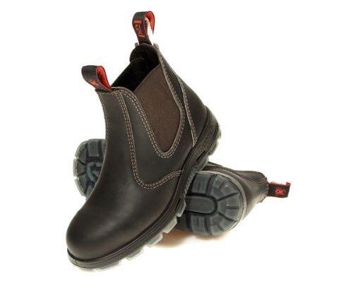 a3b6ce9f5f2 Redback Boots Steel Toe Size 9