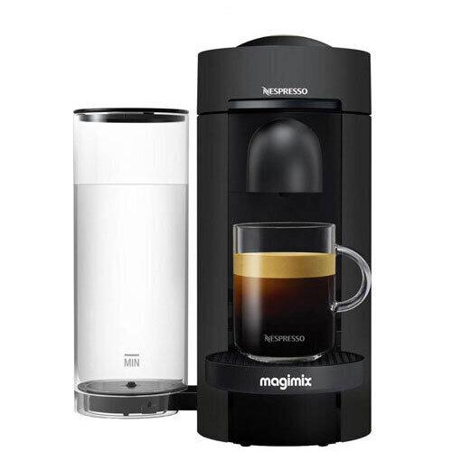 Nespresso Vertuo Coffee Machine Black