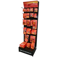 247  LED Merchandiser Mini Display Stand