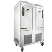 Gelato 5+5K Twin 14 L/Hr 660x435x1050mm FPMX0399