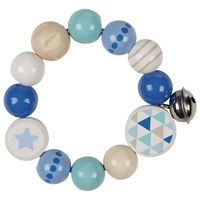 Touch Ring Elastic Star Blue