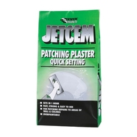 Everbuild Jet Cem Quick Set Patching Plaster 6kg