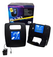 Signet Pl1/K1 Pl1 Amp C/W Batt & Mic, Ps