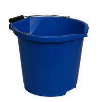 Heavy Duty Plastic Bucket 14L