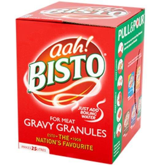 Gravy Granules for Meat