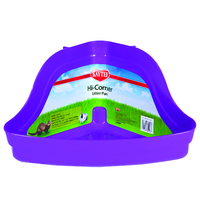 Kaytee Corner Litter Tray - Medium x 1