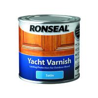 Ronseal Yacht Varnish 250ml Satin