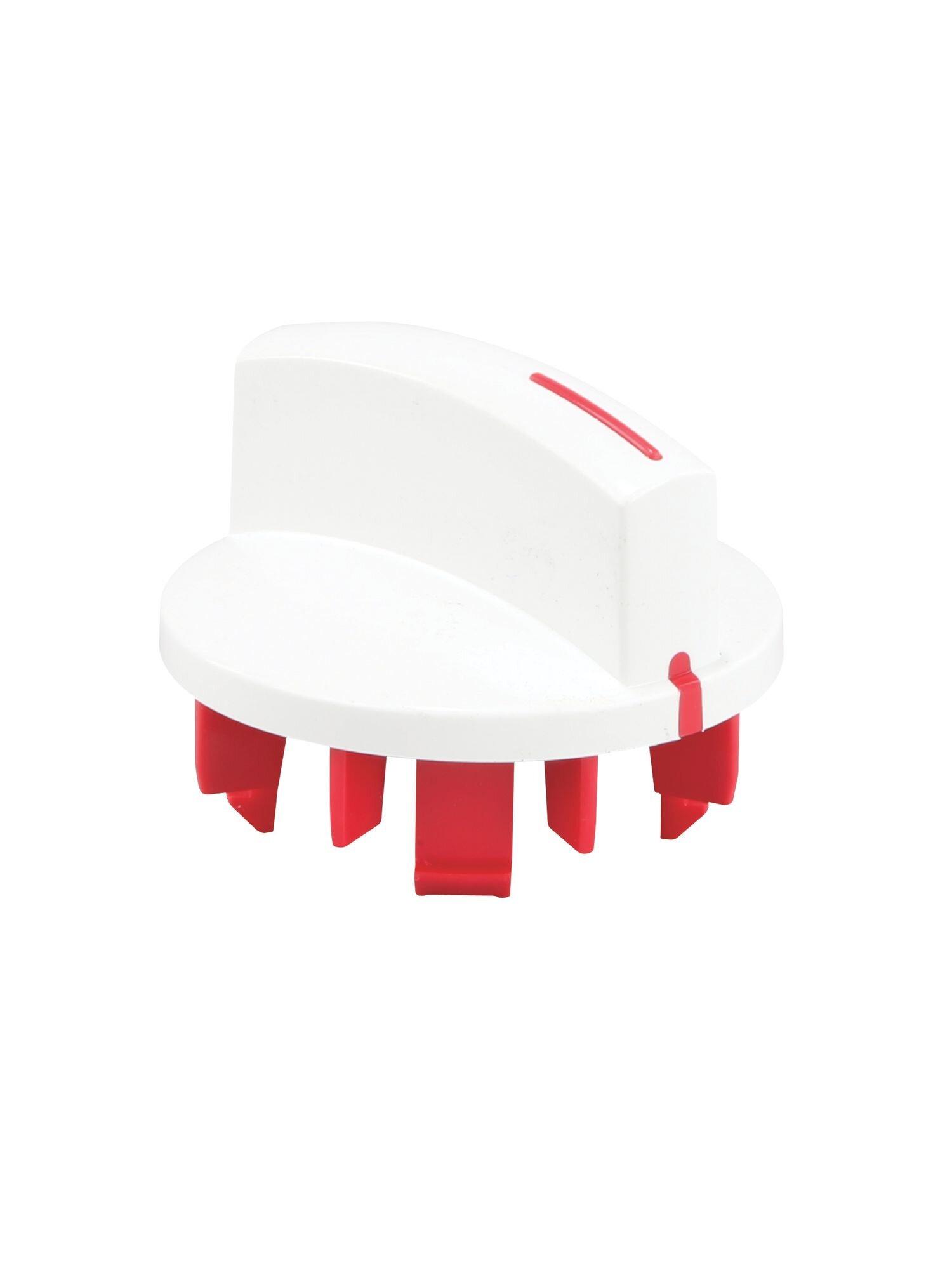 Dishwasher Control Knob White - Bosch