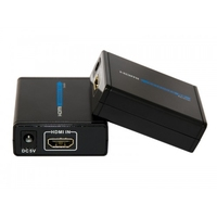 HDMI Extender Over Single CAT5/6 40mtr - Plas