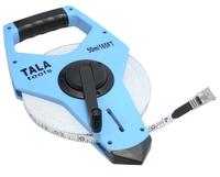 Tala 50m(165ft) Fibreglass Open Frame Long Tape