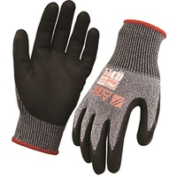 Arax Wet Grip Sandy Nitrile Cut 5 Glove