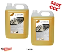 Degreaser Heavy Duty 2 x 5ltr