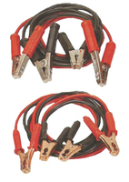 200amp Jump Lead Clamps - (Red/Black)