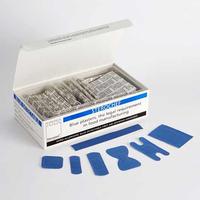 Blue Electro Plasters 7.5cm x 2.5cm