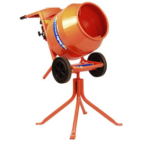BELLE MINI150 220V Electric Cement Mixer Designed for Professional & Rental Use