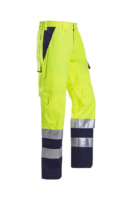 Sioen Royan Hi-vis trousers with ARC protection