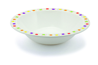 Abstract Squares Multicoloured - 17.3cm Patterned Bowl