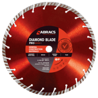 115x22.2MM 4-1/2'' GENERAL PURPOSE PROFESSIONAL DIAMOND BLADE SEGMENTED