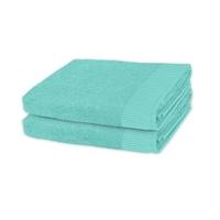 450g Hand Towel Aqua