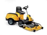 STIGA PARK 420 P Front Deck Mower